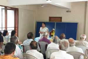 General Lifestyle Modification Session (15 August 2018)