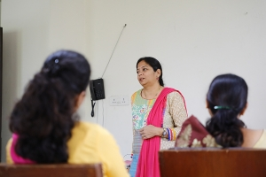 Womens Day Workshop (9 March 2019)